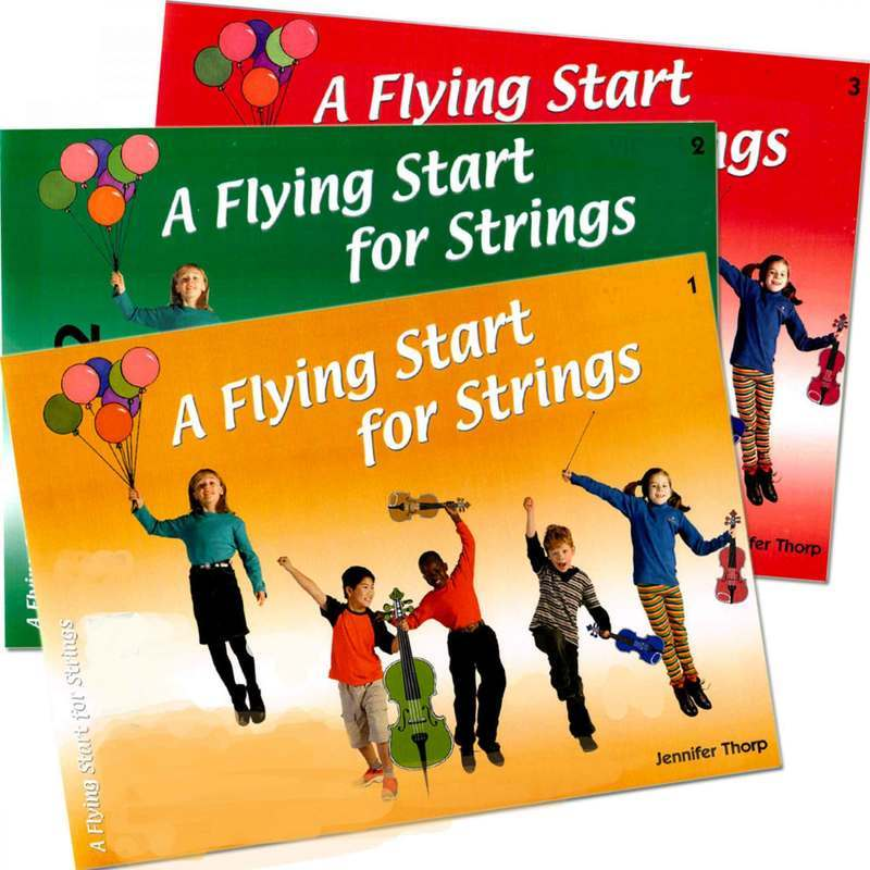 A Flying Start for Strings - Viola 2
