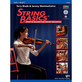 String Basics Bk 2 - Violin