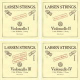 Larsen Soloist Cello String Set 4/4