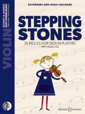 Stepping Stones - Violin (New Edition) w CD