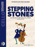 Stepping Stones - Cello (New Edition) w CD