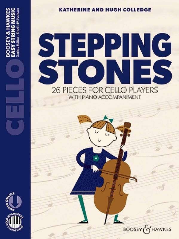 Stepping Stones - Violin (New Edition) w Piano Accompaniment