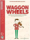 Waggon Wheels - Violin (New Edition with piano accompaniment)