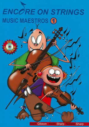 Encore On Strings - Music Maestros 1 Bass