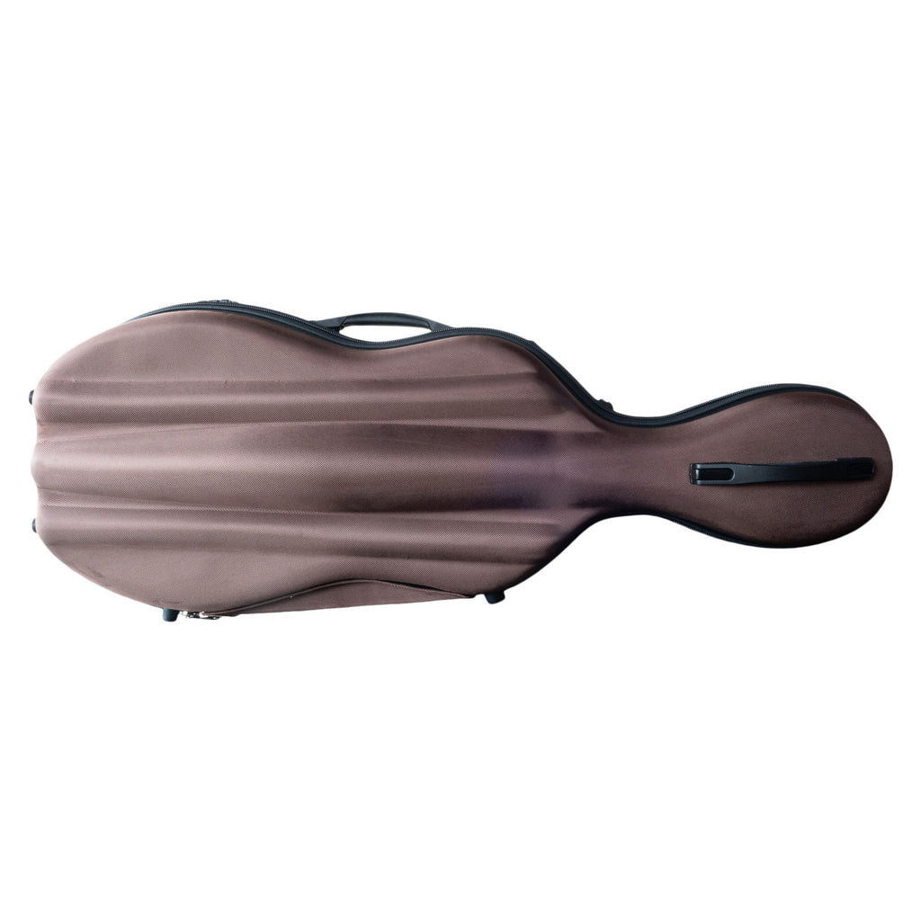 Hybrid Cello Case With Wheels - 4/4