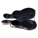 Hybrid Cello Case With Wheels - 1/4