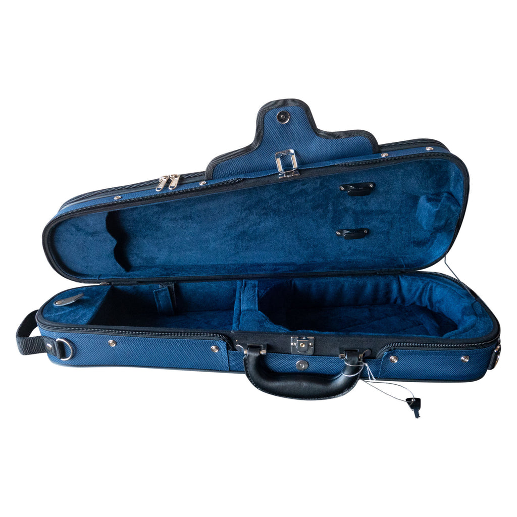 Violin Wood Shell E Case - 3/4
