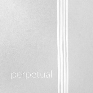 Pirastro Perpetual Cello D String 4/4 Edition (Steel/Chrome Steel)