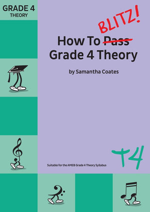 How To Blitz Grade 4 Theory