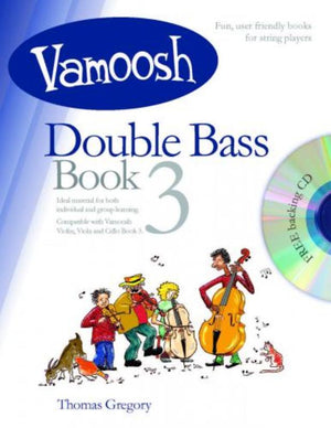 Vamoosh Double Bass Book 3