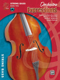 Orchestra Expressions 2 Bass Bk/CD