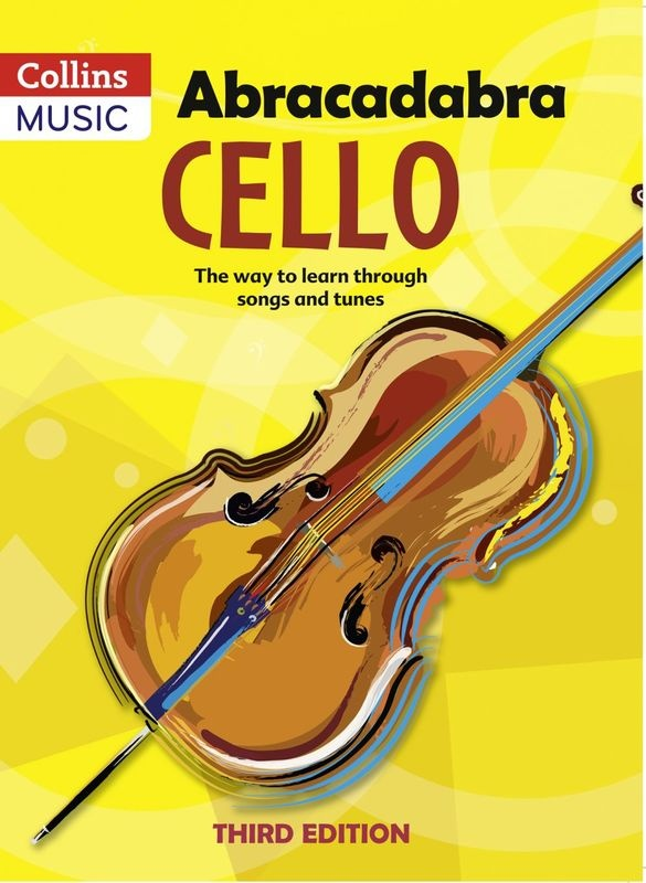 Abracadabra Cello Bk 1 3rd Edition