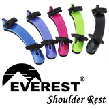 Everest Collapsible Shoulder Rest - 1/2-4/4 Blue