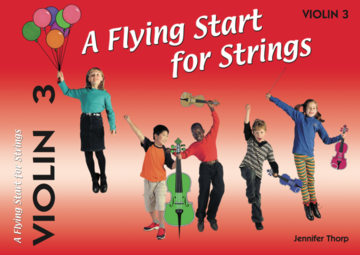 A Flying Start for Strings - Violin 3