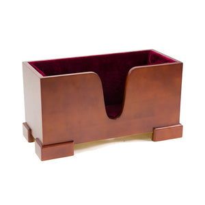 Double Bass Wooden Stand Box