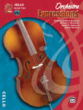 Orchestra Expressions 2 Cello Bk/CD