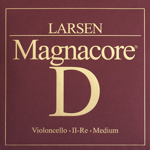 Larsen Magnacore Cello D String - 4/4 Medium