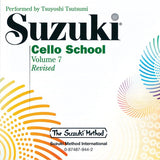 Suzuki Cello School CD, Volume 7