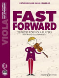 Fast Forward - Viola (New Edition) with Piano Accompaniment
