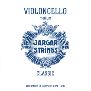 Jargar Classic Cello D String - Medium 4/4