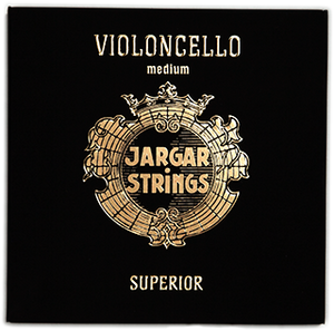 Jargar Superior Cello String Set - Medium 4/4