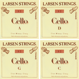 Larsen Cello, (Med) Set, 1/2