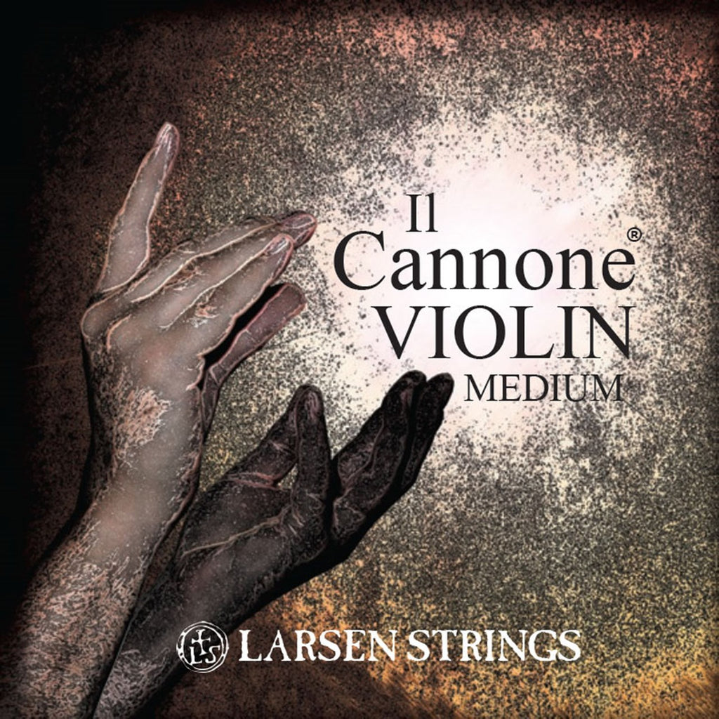 Larsen Il Cannone Violin String Set 4/4