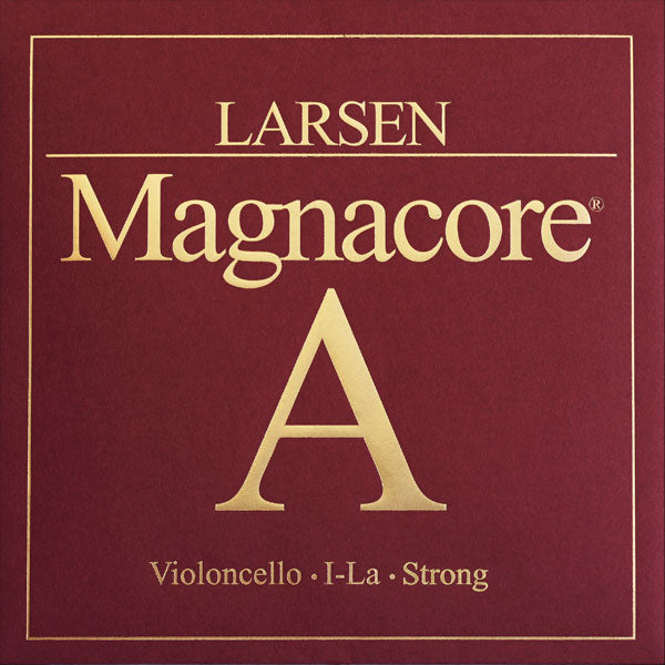 Larsen Magnacore Cello A String - 4/4 Medium
