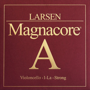 Larsen Magnacore Cello A String - 4/4 Strong
