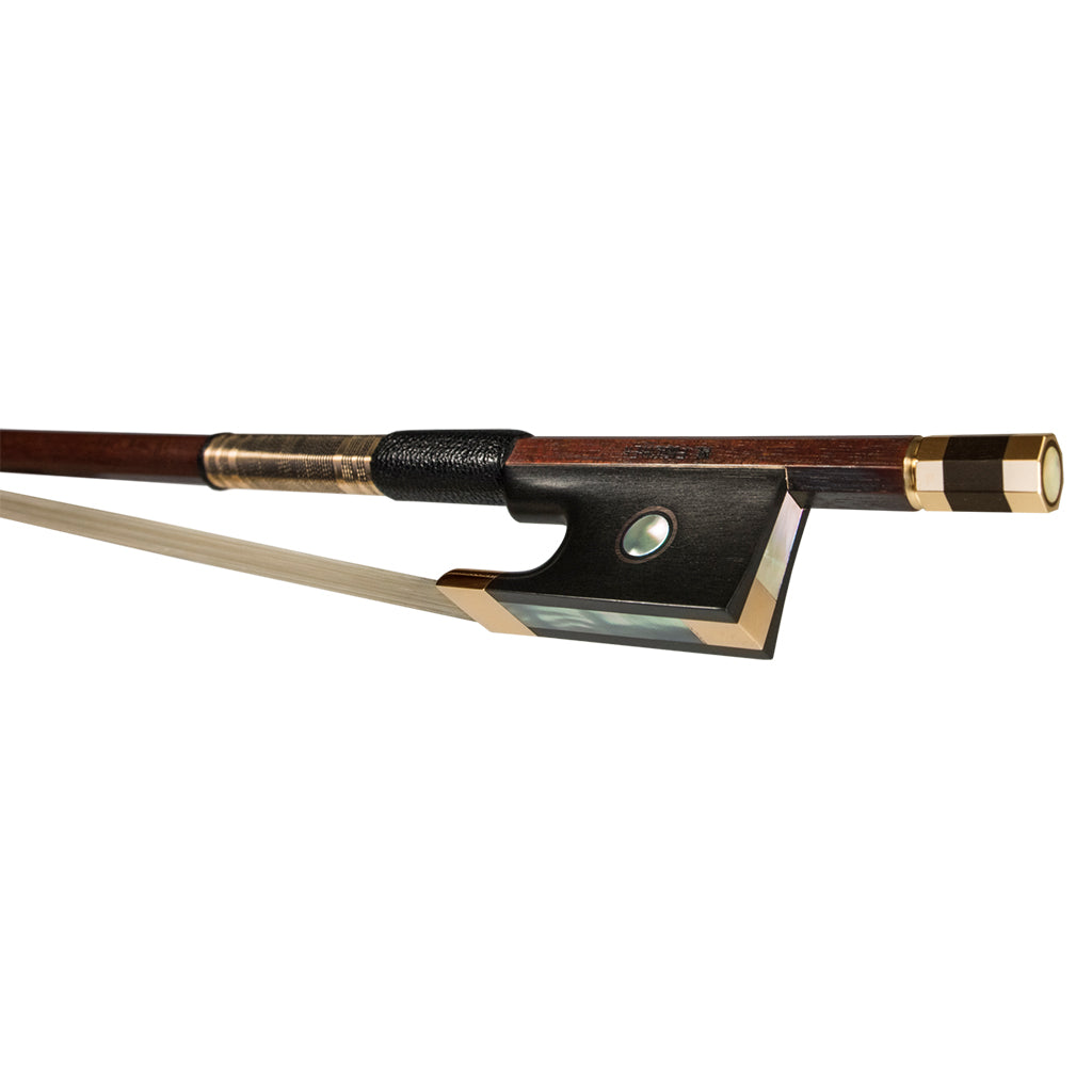 Finkel Nr 170GE M.Fischer Gold Mounted Violin Bow - 4/4