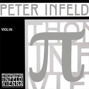 Thomastik Peter Infeld Violin E String (Gold plated) 4/4