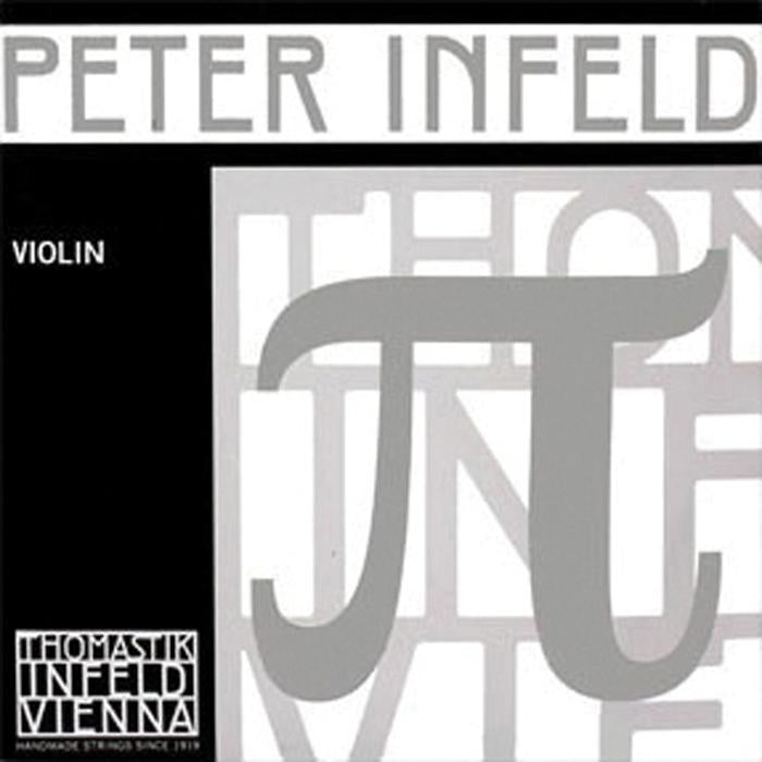Thomastik Peter Infeld Violin String Set 4/4 (E-Platinum)