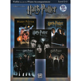 Harry Potter™ Instrumental Solos for Strings (Movies 1-5) with CD - Violin