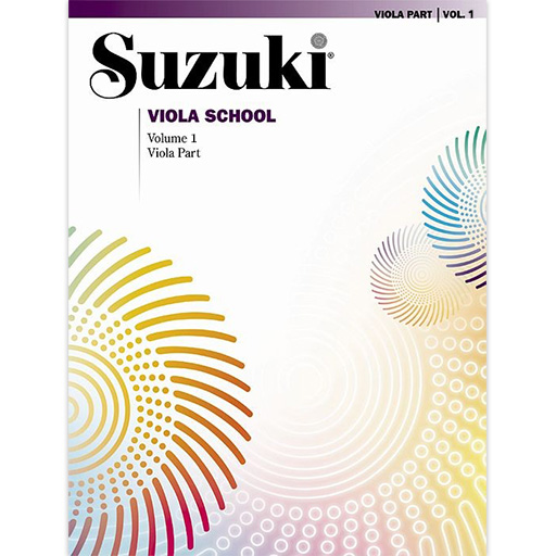 Suzuki Viola School Viola Part, Volume 1 (Revised)