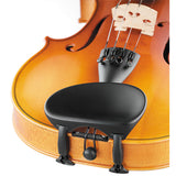 Wittner Centre Mounting Violin Chin Rest - 1/2-1/16