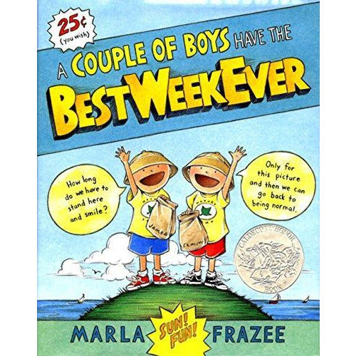 A Couple Of Boys Have The Best Week Ever - 9780152060206 - Hmh - Menucha Classroom Solutions