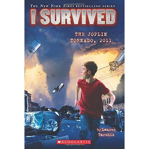 I Survived The Joplin Tornado 2011 - 9780545658485 - Scholastic - Menucha Classroom Solutions