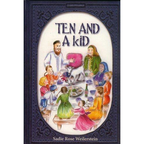 Ten And A Kid - 9781600910555 - Ibs - Menucha Classroom Solutions