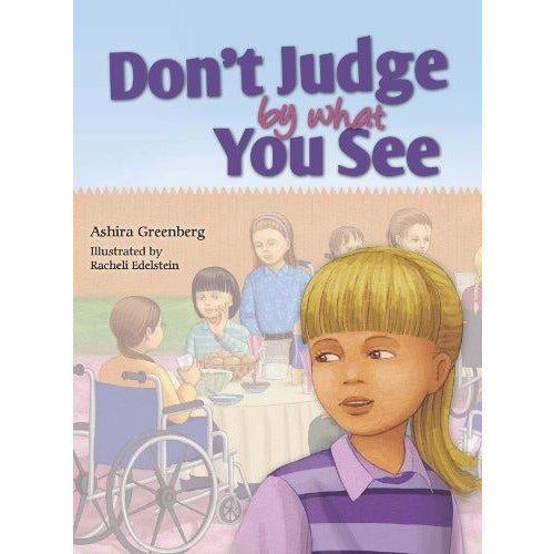 Dont Judge By What You See - 9781600911552 - Ibs - Menucha Classroom Solutions
