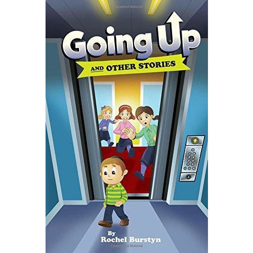 Going Up And Other Stories - 9781607632467 - Judaica Press - Menucha Classroom Solutions