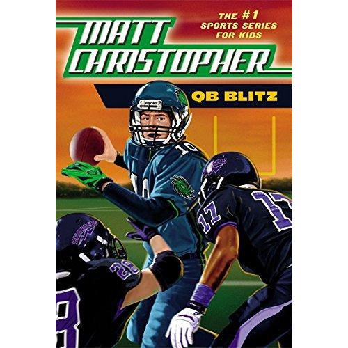 QB Blitz (Matt Christopher Sports)