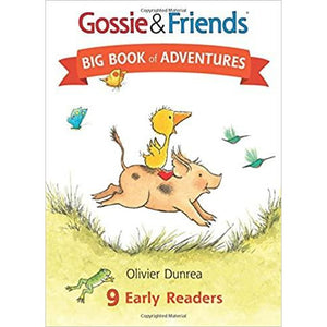Gossie & Friends Big Book of Adventures