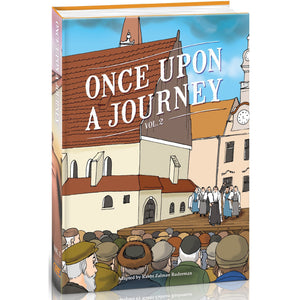 Once Upon a Journey Vol 2