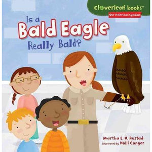 Is a Bald Eagle Really Bald?