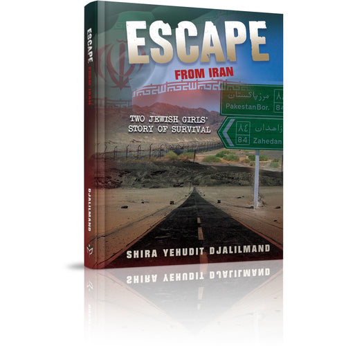 Escape from Iran - 9781614656739 - Menucha Publishers Inc.