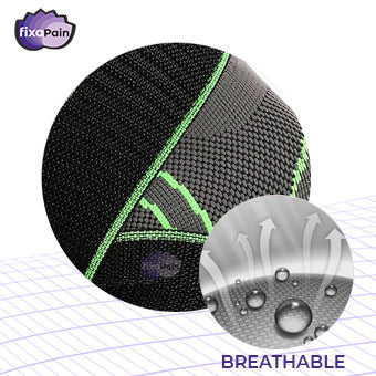 FixaPain knee Support - Breathable fabric
