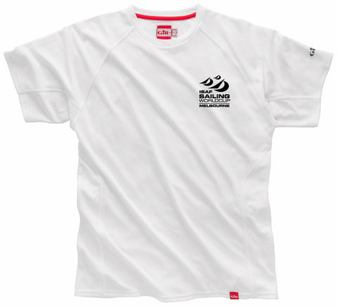 ISAF Sailing World Cup - Melbourne UV Tec Shirt