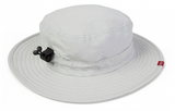 Wide Brimmed Hat (1400) Silver/Navy