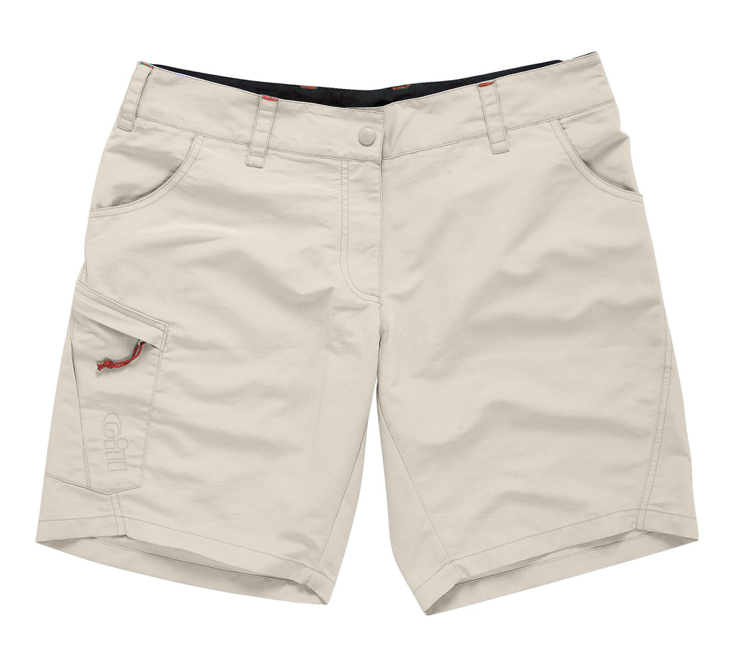UV005W  Women's Tech Shorts - Khaki only