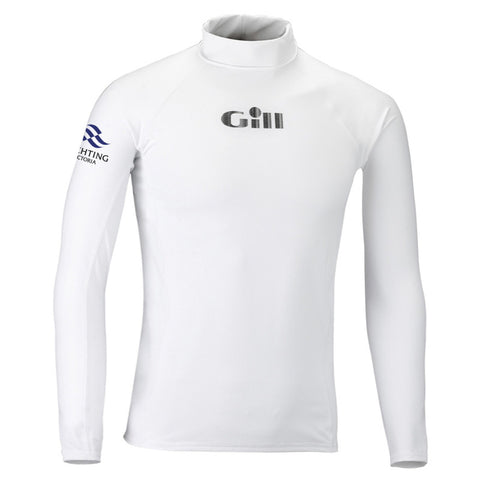 YV UV RASH VEST LONG SLEEVE